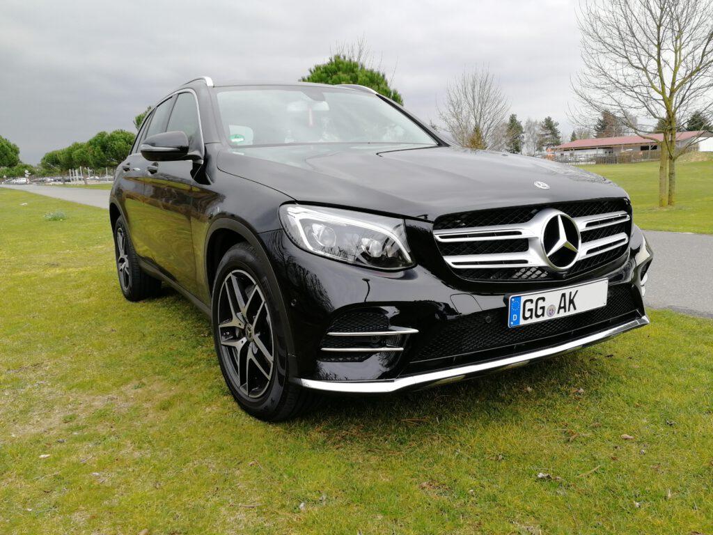 """Mein Mercedes GLC """"Blackbird"""""""