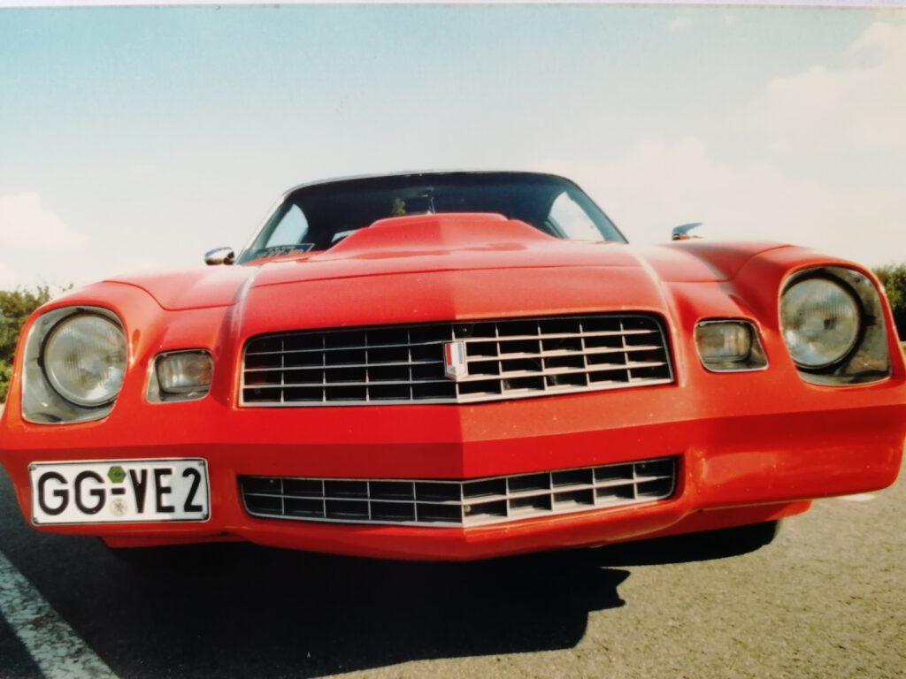 "Chevrolet Camaro ""Streetmchine"""