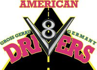American V8 Drivers Gross-Gerau Logo