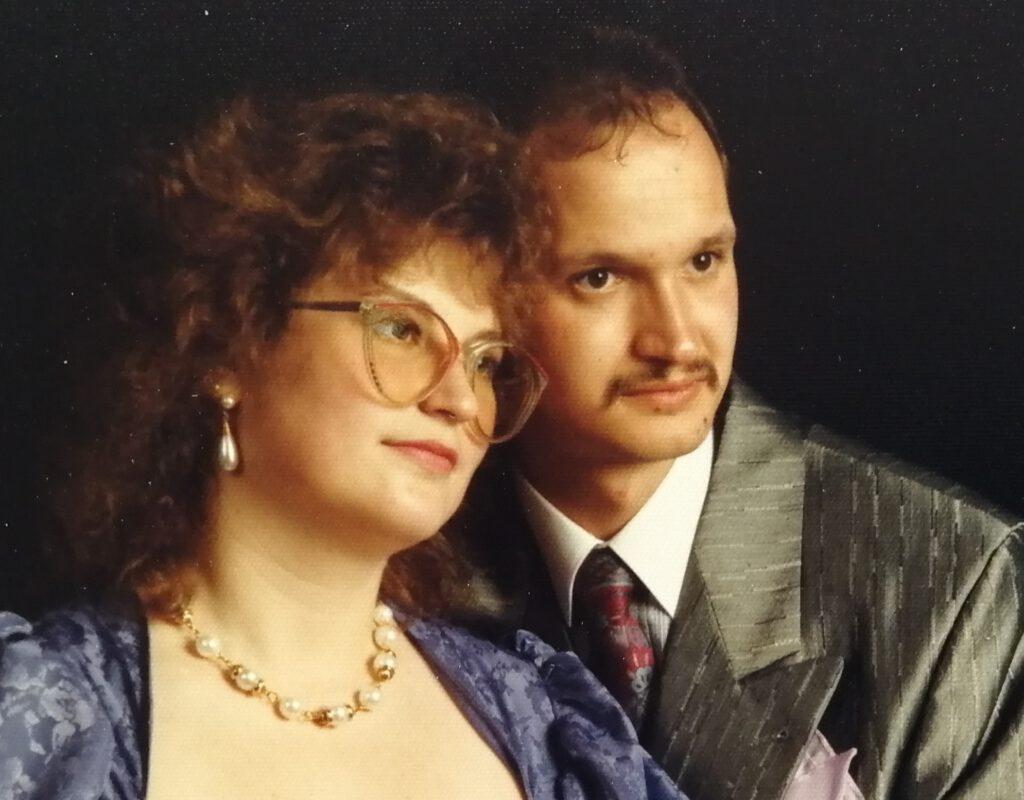 Unser Hochzeitsfoto